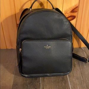 Excellent used condition Kate spade large backpack